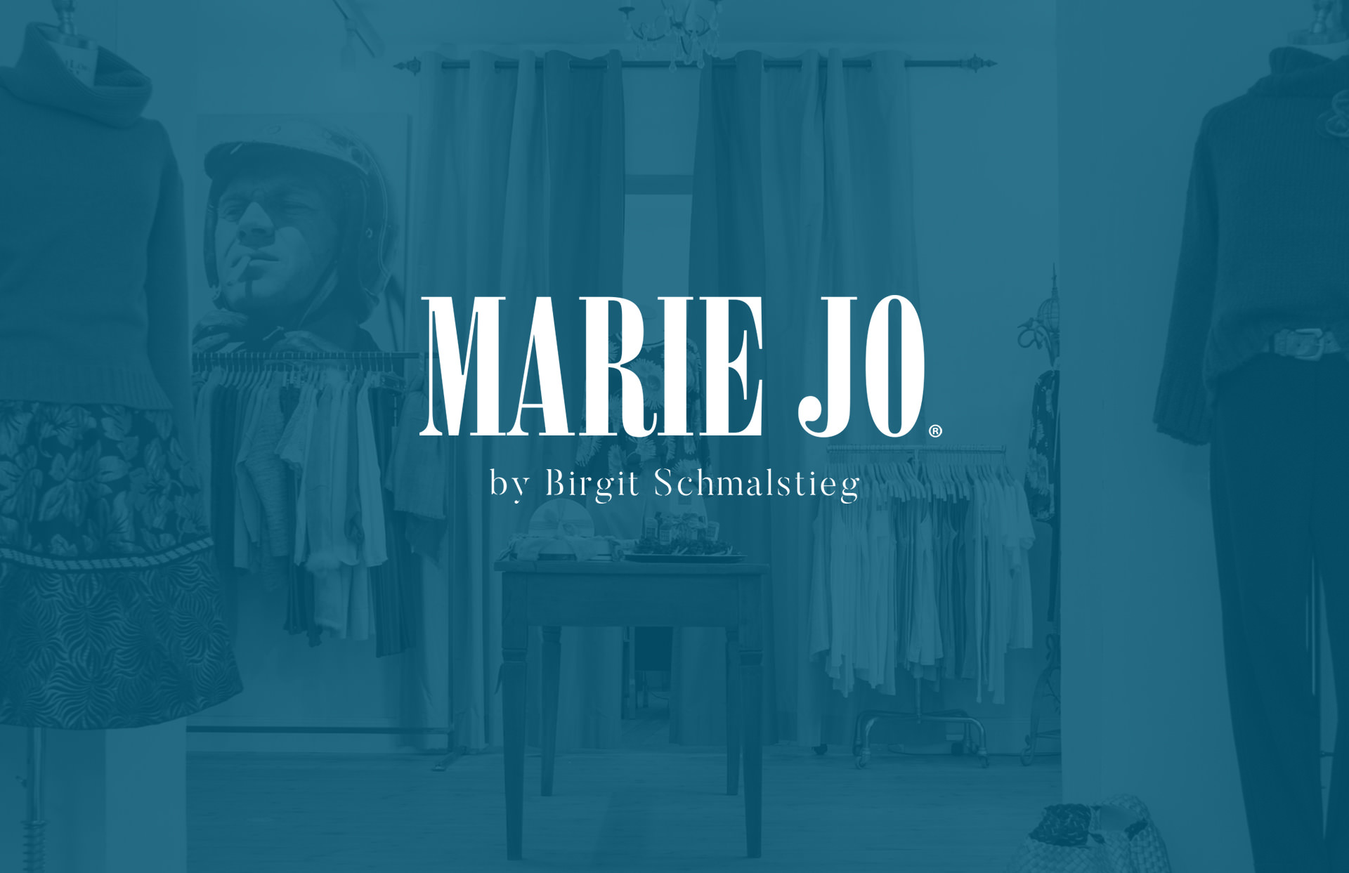 Schmalstieg Boutique Fashion Mode Design Purpur Marie Jo Marketing Kampagne Campaign Website Launch Label Marke Birgit LAKE5 Consulting GmbH Hannover Germany