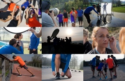 Allianz SE Marketing design fashion collection shooting running sport under armor Portugal Photoshoot LAKE5 Consulting GmbH Hannover Germany